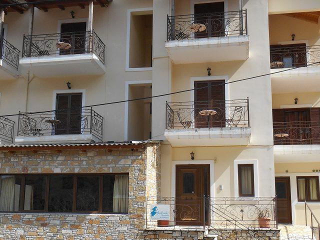 Amadriades Apartments