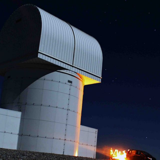 Telescope Aristarchos