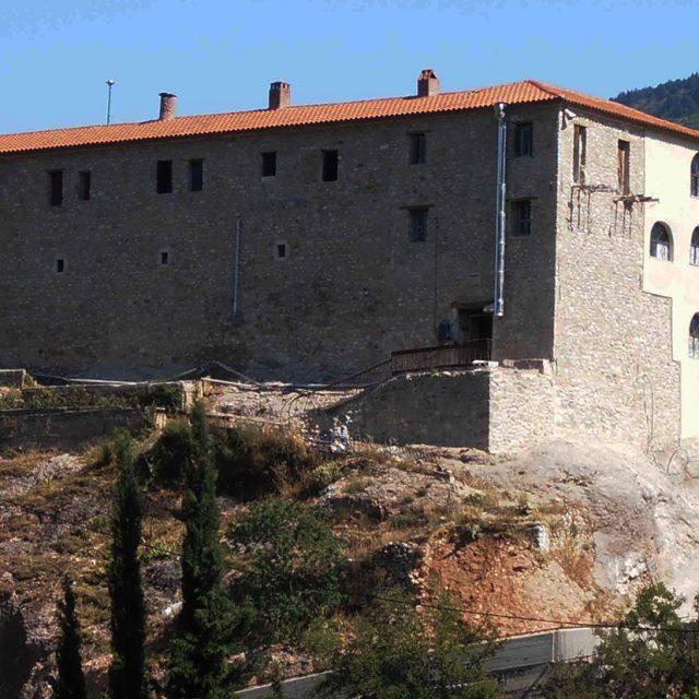 The Monastery Of Makellarias