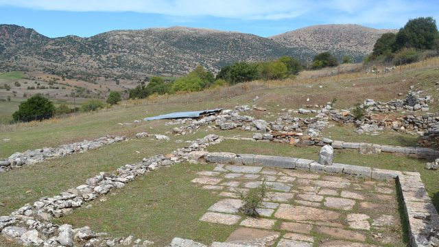 Archaeological Site Ano Louson