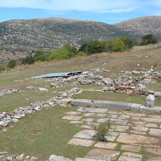 Archaeological Site Ano Louson