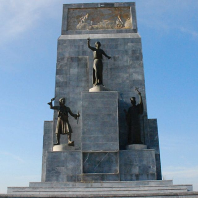 The Monument Of Heroes Of Greek Revolution 1821