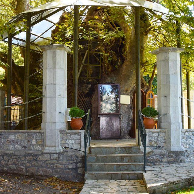 Ιερός Ναός Παναγίας Πλατανιώτισσας